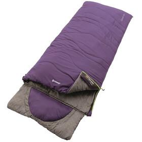 Outwell Contour Lux - Sac de couchage - violet